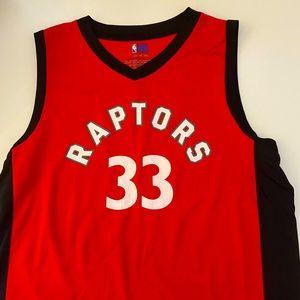 NBA Toronto Raptors Jersey (S/M)